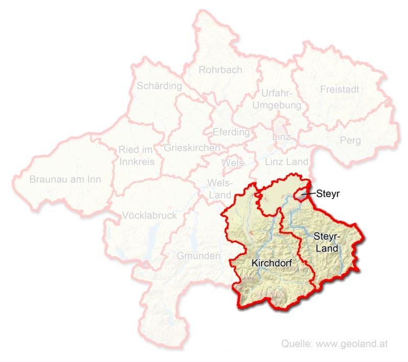 Steyr-Kirchdorf