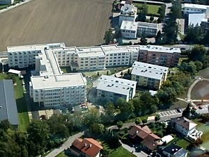 Bezirksseniorenzentrum Braunau, Haus am Rosengarten