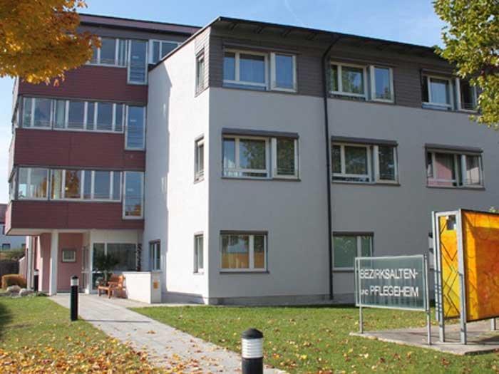 Bezirksalten- und Pflegeheim Thalheim