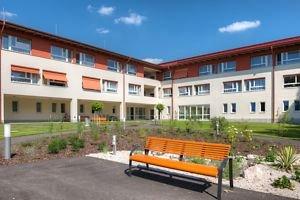 Bezirksalten- und Pflegeheim Wolfern