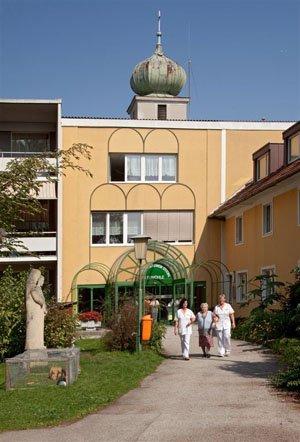 Bezirksseniorenheim Leumühle