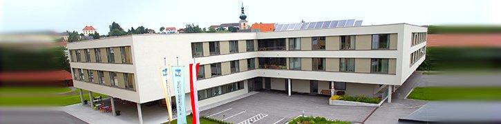 St. Josef - Wohnen mit Pflege - Kreuzschwestern Sierning GmbH